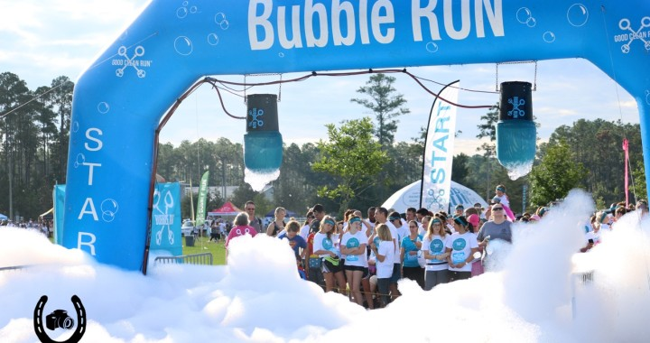 Summer Fun Continues at the Jacksonville Equestrian Center with the Bubble Run 5k and Action-Packed Upcoming Events